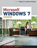 Microsoft Windows 7: Essential Front Cover