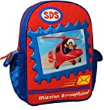 Postman Pat - Mission Accomplished Postman Pat & Jess Cat Backpack
