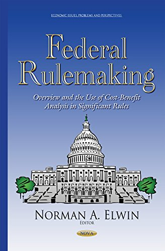 Federal Rulemaking (Progress in Economics Research)