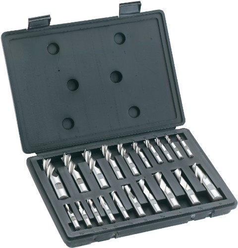 Great Deal! Grizzly G9756 Hess End Mill Set, 20-Piece
