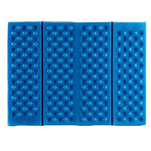 Vandesail Supplies Outdoor Foldable EVA Foam Folding Pad Cushion Seat Waterproof Chair Pads (Blue)