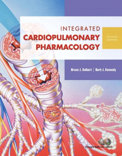 Integrated Cardiopulmonary Pharmacology (2nd Edition)