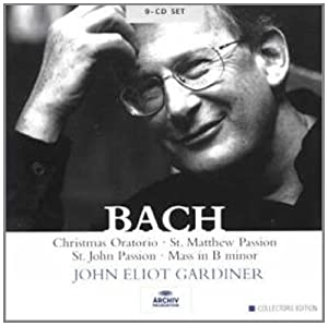 Js Bach Christmas Oratorio St Matthew Passion St John Passion Mass In B Minor by Universal Classics - Archiv