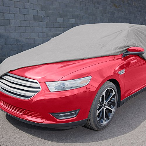 Budge Lite Car Cover Fits Sedans Up To 264 Inches, B-5