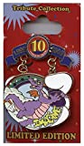 Disney Pin Trading 10th Anniversary - Tribute Collection - Figment Pin 77263