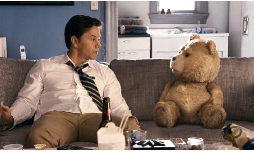 【正規品】TED テッド映画 新品 超レア ぬいぐるみ 24インチ  60センチ 電池交換可能 「クリーントーキング版(通常版)」 実物大 テディベア おしゃべり しゃべる くま レア 輸入品
