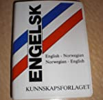English/Norwegian/English Pocket Dict...