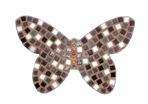 Purple Butterfly Mosaic Craft Kit