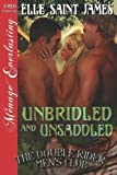 img - for Unbridled and Unsaddled [The Double Rider Men's Club 9] (Siren Publishing Menage Everlasting) by Saint James, Elle (2012) Paperback book / textbook / text book