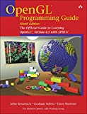 img - for OpenGL Programming Guide: The Official Guide to Learning OpenGL, Version 4.5 with SPIR-V (9th Edition) book / textbook / text book