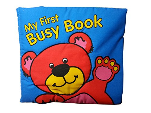 Softplay My First Busy Book - 1
