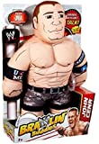 WWE Brawlin' Buddies John Cena Plush Figure (Colors may vary)