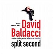 Split Second | David Baldacci