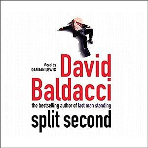 Split Second Audiobook