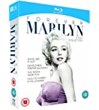 Forever Marilyn: Four Film Collection (Some Like it Hot, Gentlemen Prefer Blondes, The Seven Year Itch, How to Marry a Millionaire) [Blu-ray]