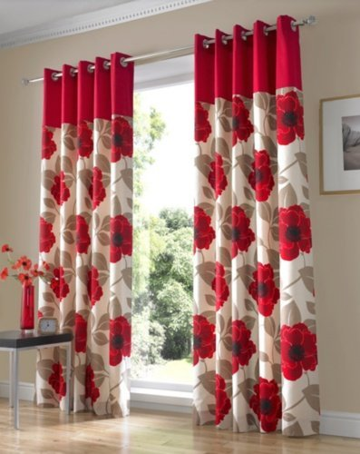 Harper Eyelet Curtains (pairs) 66