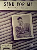 img - for Send for Me (Nat King Cole on Cover) book / textbook / text book