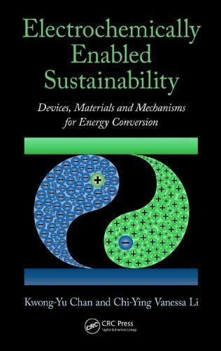 Electrochemically enabled sustainability : devices, materials and mechanisms for energy conversion