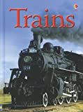 Trains (Usborne Beginners)