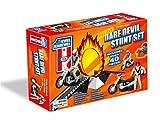 Evel Knievel Deluxe Dare Devil Stunt Set