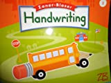 Zaner Bloser Handwriting: Grade 1