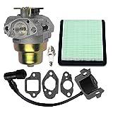 Savior Carburetor Ignition Coil Air Filter for Honda GCV160 HRB216 HRS216 HRR216 Replace 16100-Z0L-023 30500-Z0J-004