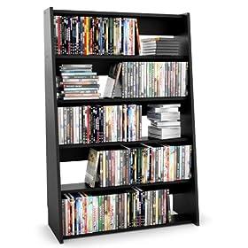 Sonax DV 3000 Fillmore Midnight Black Media Storage Shelf   Audio Video  Media Cabinets Price