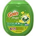 81-Count Gain Flings Original Laundry Detergent Pacs