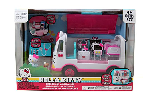 Hello-Kitty-Emergency-Ambulance-Playset