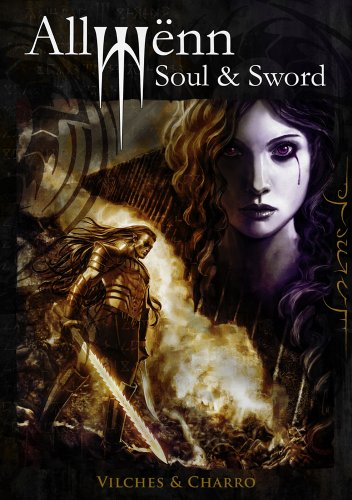 Allwënn: Soul & Sword cover