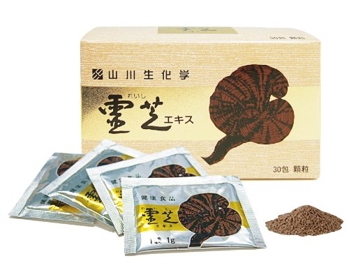 霊芝エキス 顆粒1g×30包(30日分)