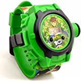 Shanti Enterprises Ben 10 24 Images Projector Watch