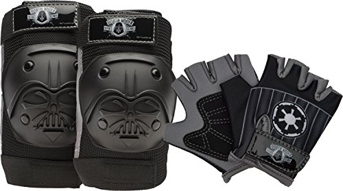 bf9cd4a70a0 Bell Star Wars Classic Darth Vader Toddler/Child Protective Padset - Epic  Kids Toys