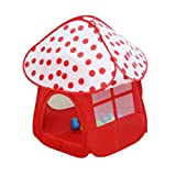 Sunnycat Pretty Baby & Kids Play Tent House - Mushroom-Shape, Gift Ideaby Sunnycat