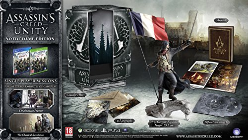 Assassin's Creed: Unity - Notre Dame Edition (PS4)