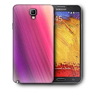 Snoogg Colorful Pattern Multicolor Printed Protective Phone Back Case Cover For Samsung Galaxy NOTE 3 NEO / Note III