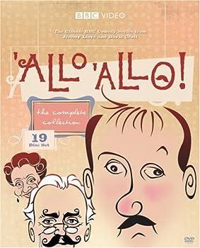 Allo Allo! The Complete Collection on DVD