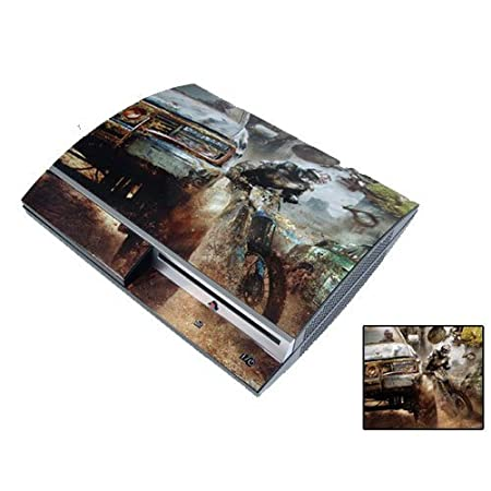 PS3 Playstation 3 Body Protector Skin Decal Sticker, Item No.PS30853-27