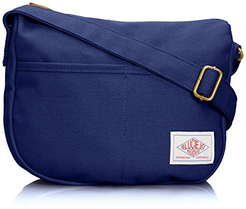 [ブルチェーロヌオーヴォ] BLUCIELO nuovo ボックスショルダーバッグ 149015 NVY (ネイビー)