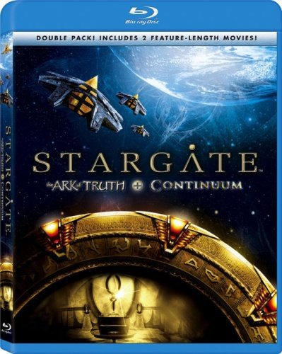 Blu-ray : Stargate: Ark of Truth & Continuum (, Dubbed, Dolby, AC-3, Digital Theater System)