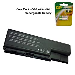 Acer Aspire 5920 Laptop Battery - Premium Powerwarehouse Battery 8 Cell
