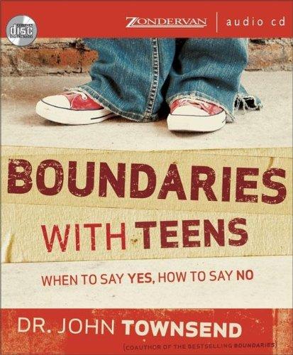 boundaries when to say no pdf
