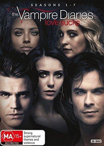 Vampire Diaries - Seasons 1 - 7 Boxset [NON-USA Format / PAL / Region 4 Import - Australia] (The Vampire Diaries Season 7 compare prices)