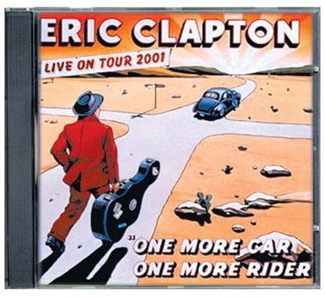 Eric Clapton - One More Car One More Rider [CD 1] - Zortam Music