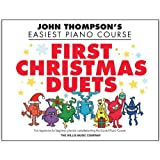 First Christmas Duets - Elementary Level (John Thompson's Easiest Piano)