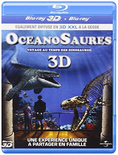 OceanoSaures 3D, voyage au temps des dinosaures - Blu-ray 3D active