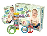 Hohner Kids HO4002 Shake, Rattle and Roll Music Discovery Set