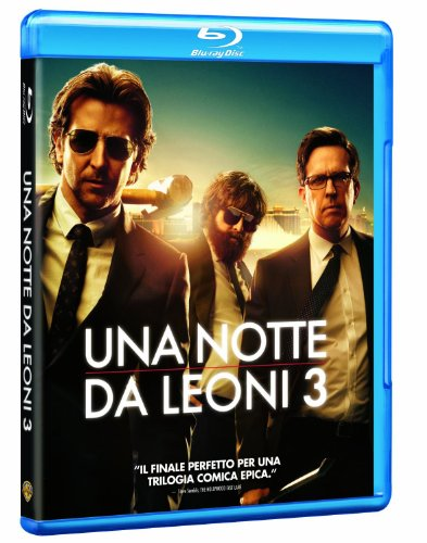 Una notte da leoni 3 [Blu-ray] [IT Import]