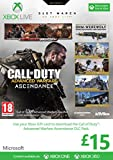 Xbox Live £15 Gift Card: Call of Duty: Ascendance [Xbox Live Online Code]