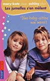 """Afficher """"Les jumelles s'en mêlent n° 1<br /> Une baby-sitter, non merci !"""""""